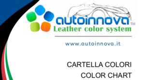 Cartella colori ufficiali Autoinnova