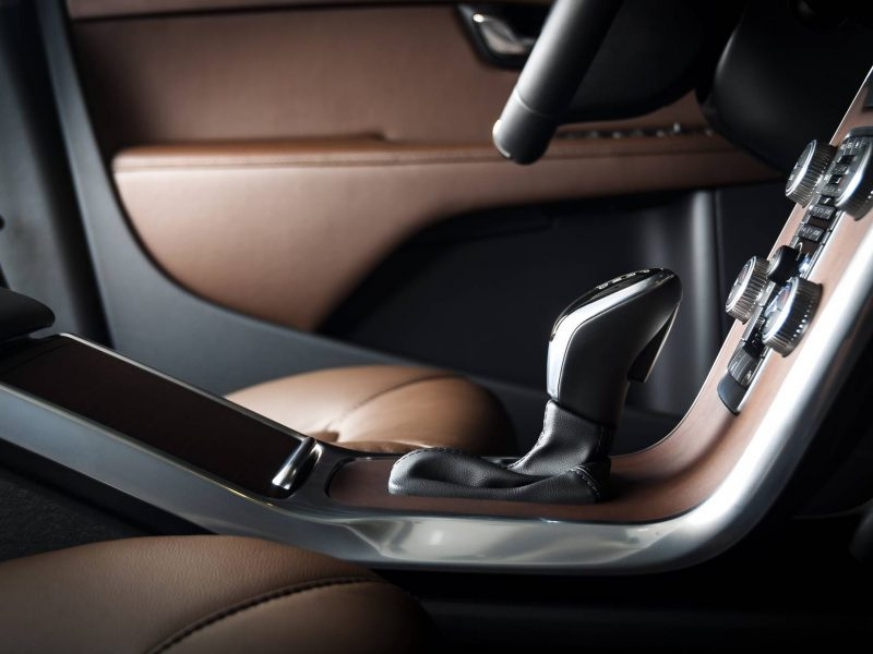 car interior dashboard details, automatic transmission switch